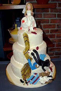 divorce cakes lol