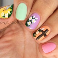 39 best christian nail designs images in 2020  nail