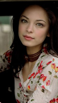 Kreuk kristin teen video opinion obvious