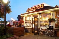 Restaurant of the Moment: Prep Kitchen || Coastal Premier Properties