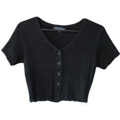 Denim Crop Top, Crop Top Hoodie, Cropped Tops, Cute Crop Tops, Crop Shirt, Black Crop Tops, Teen Crop Tops, Crop Top Outfits, Cute Casual Outfits