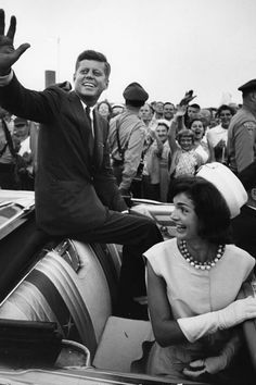 JFK 50th Anniversary Assassination - John F. Kennedy Jackie O Images - Redbook