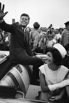 JFK 50th Anniversary Assassination - John F. Kennedy Jackie O Images - Redbook