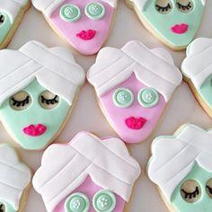 Spa hen do-cookies