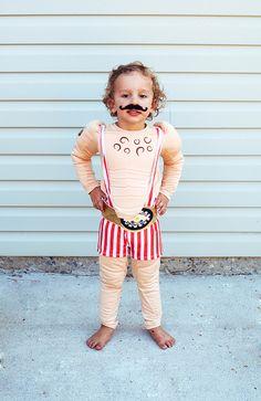 circus costume: musc
