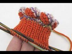 Socken stricken * Sockenkurs #4 * Bündchen mit Schwuppdiloop | Stricken lernen, Häkeln lernen mit eliZZZa * Socken stricken, Stricken Anleitungen,Strickmuster, Häkelmuster, Häkelanleitungen