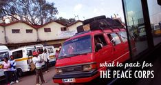 Post image for Peace Corps Packing List: What to Pack for 27 Months