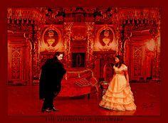 Phantom of the Opera by IshtiaQ Ahmed. Phantom of Opera, PNCA Islamabad, Pakistan