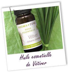 Huile essentielle Vétiver Aroma-Zone http://lumierespournosdefunts.blogspot.fr/