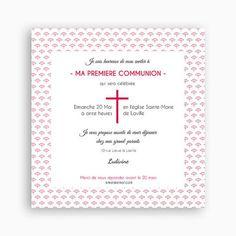 Première Sainte Communion carte petit-fils Communion Croix carte Première Communion Cadeau