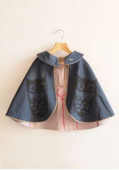 Bobo Choses / Wovenplay limited edition Cape