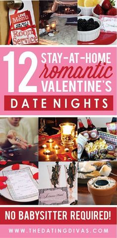 These are such creative at-home date night ideas! Can't wait to have a romantic evening at home this year! day dinner for husband Over 100 Romantic Valentine's Day Date Ideas - From The Dating Divas My Funny Valentine, Valentine Day Love, Valentine Day Crafts, Romantic Valentines Day Ideas, Valentines Date Ideas, Valentine Day Dinner Ideas, Valentine Ideas For Husband, Dating Divas, Diy Spring