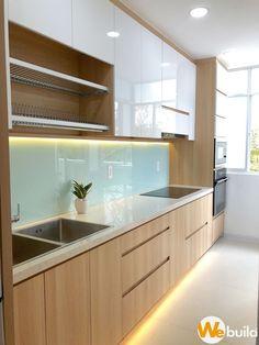 37 veces he visto estas magníficas alacenas de cocinas. Kitchen Room Design, Luxury Kitchen Design, Modern Kitchen Cabinets, Contemporary Kitchen Design, Kitchen Cabinet Design, Home Decor Kitchen, Interior Design Kitchen, Home Kitchens, Kitchen Modular