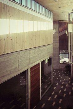Curricular administrative building Lyce Mara Auxiliadora, Linares, 2011 - Surco Arquitectura