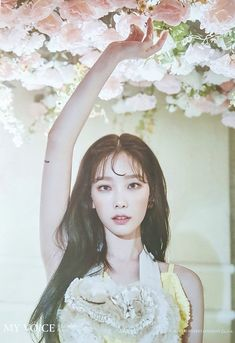 Taeyeon-my voice deluxe edition 2017 Sooyoung, Yoona, Snsd, Girls' Generation Taeyeon, Girls Generation, Kpop Girl Groups, Kpop Girls, Taeyeon Fashion, Princesses