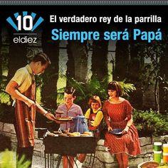 FRANQUICIA EL DIEZ. Nostalgias argentinas.