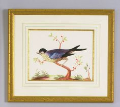 Blue Bird Watercolor - ON BACKORDER CALL FOR AVAILABILITY