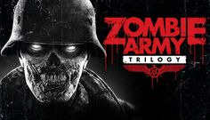 Zombie Army Trilogy -Co-op World War II Game Free for Limited time Zombie Video Games, Zombie Army, Horror, Xbox 1, Game Codes, Mechanic Jobs, Animation, Guerrilla, Elder Scrolls