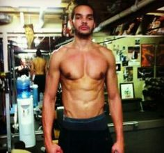 Owe! The Body Of The Sexiest Man On Earth! Joakim Noah