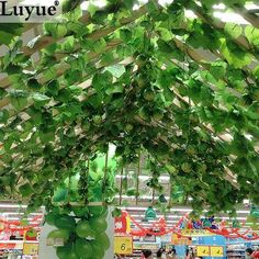 Buy Cheap Decorative Flowers & Wreaths For Big Save, Artificial Grape Ivy Leaves Wall Hanging Green Plants Vine Foliage Home Garden Garland Decorative Flowers 240cm Online At A Discount Price From Wzq169 | Dhgate.Com