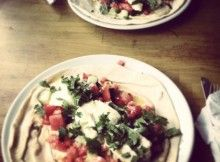 Turkish food! Xenophily Cafe Review. A mum Reviews amumreviews.co.uk