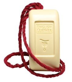 "English Leather Soap on a Rope: Lathering Up Never Smelled So Good Dad's ""favorite"" gift for father's day, at least our favorite gift to give him Gifts For Father, Gifts For Him, Retro Vintage, Vintage Items, Vintage Stuff, Soap On A Rope, Childhood Days, Oldies But Goodies, Sweet Memories"