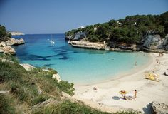 Cala Llombards, Mallorca - BALEARIC ISLANDS (SPAIN)