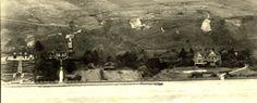 Omaha Beach - Vierville-sur-Mer: villas T, Sauvagère U, Les Hortensias V (30 juin 1943)