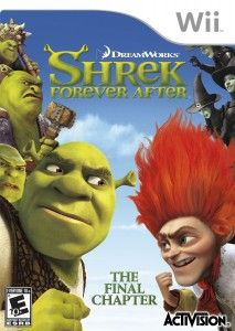 Amazon Wii Deal:  Shrek Forever After – Nintendo Wii for just $6.98, down from $49.99!