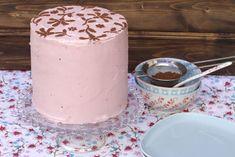 Layer Cake de vainilla