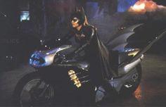 Batgirl Alicia Silverstone in Batman and Robin