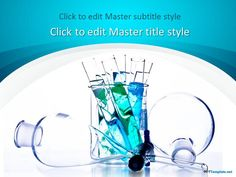 Free Test Tubes PPT Template