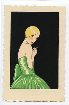 Castaing - 1920s Postcard