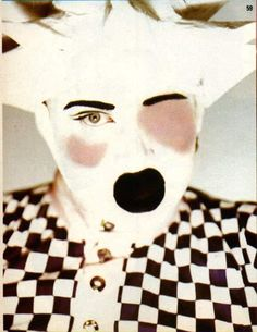 Do yourself a favour and see all you can on this fabulous person .... Leigh Bowery
