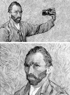 afternoonsnoozebutton:    Van Gogh