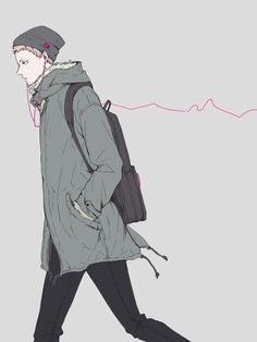 ☀ 会 #アニメ #anime #art #소년 #boy