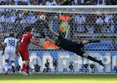 Brasil 2014 Argentina 1-0 Iran - Historia del Futbol