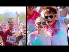 ▶ Color Me Rad Utah - The Most Colorful 5K Ever - YouTube