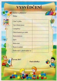 Diplom In Kindergarten, Motto, Montessori, Diy And Crafts, Preschool, Language, English, Learning, Kids
