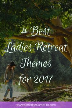 All retreat coordinators know the struggle of discovering the perfect theme for their retreat every year, and ladies' retreat themes are no exception. You want a theme that is faithful to scripture, but not too generic. You want a theme that is relevant to women, but not sexist. Picking themes is all about finding a [...]