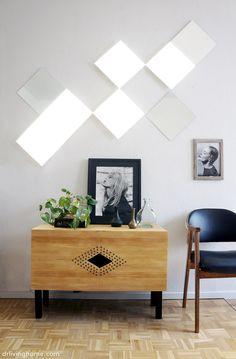 ¿Qué te parece la #idea de jugar con los espejos y la iluminación?
