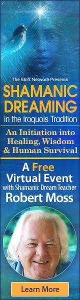 shift network shamanic dreaming