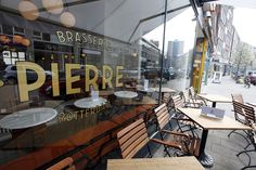 Cafe Pierre in Rotterdam Excellent customer service and location. Try La Grande Bouffe and make sure you pick the fries with truffel mayo. It's to die for!