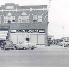 Luhn and Johns Pharmacy..1953...Taylor, Tx