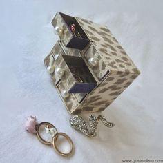 Artesanato com Caixinhas de Fósforo - Matchboxes Craft Project