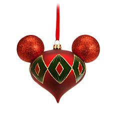Mickey Mouse Holiday Diamonds Ornament