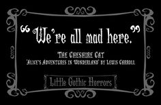 This little sentence makes me happy!! Via the lovely Emma at Little Gothic Horrors: Delightfully Dark Quotes