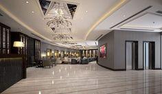 Crown Plaza Istanbul Lobby  Etik ve Teknik