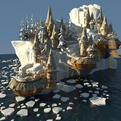 Theme Park Concept Development