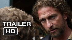Chasing Mavericks Official Trailer #2 (2012) Gerard Butler Surfing Movie HD